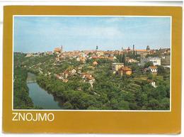Repubblica Ceca Znojmo Viaggiata - Repubblica Ceca