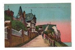 76 - LE TRÉPORT . L'ESCALIER DE LA FALAISE - Réf. N°19282 - - Le Treport