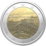 Finlândia 2euro Cc - Paisagem De Koli - 2018    UNC - Finland
