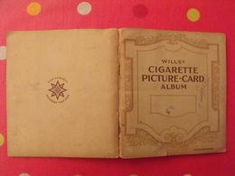 Album D'images  Cigarette Pictures Card Wills's. En Anglais. Treasure Trove. Trésors Trouvés. Vers 1930. 50 Chromo - Albums & Catalogues