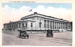 USA Etats-Unis ( MINNESOTA  ) MINNEAPOLIS : U.S. Post Office - CPA - Minneapolis