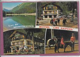 74.- MONTRIOND-LE-LAC .- Hôtel Les SApins - Andere Gemeenten