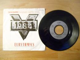 Eurythmics - Sexcrime - Virgin 1984 - 45 T - Maxi-Single