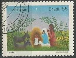 LSJP BRAZIL CHRISTMAS BIRTH OF JESUS 1985 - Brazil