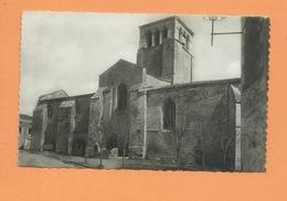 Carte  -  Coulonges Sur L'Autize (Deux Sèvres ) - L'église -(XIe - XIIe Siècles ) - Coulonges-sur-l'Autize