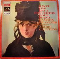 RAVEL. Samson François, Piano. 1 LP/33 Tours. Emi C 069-10867. 1960. - Classical