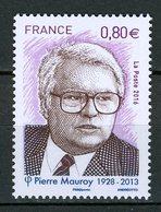 FRANCE 2016 / YT 5073 PIERRE MAUROY   Neuf** - France