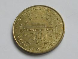 Monnaie De Paris 2000 - PARC ZOOLOGIQUE DE PARIS   **** EN ACHAT IMMEDIAT  **** - Monnaie De Paris