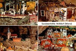 WALLDORF - Sandsteinhöhle - Allemagne