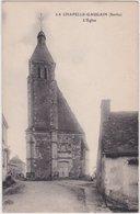 La Chapelle Gaugain (Sarthe) L'Eglise - France