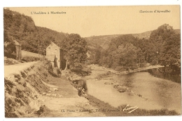7- L' Amblève à Martinrive (environs D' Aywaille) - Aywaille