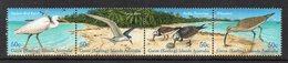 AUSTRALIE - AUSTRALIA - COCOS ISLANDS - KEELING - BIRDS - OISEAUX - 2003 - Setenant - - Cocos (Keeling) Islands