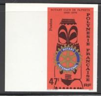 Non-dentelés  1979  Rotary International  Yv 145  ** - Geschnitten, Drukprobe Und Abarten