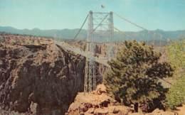COLORADO - Royal Gorge Bridge, Near CANON City - Etats-Unis