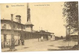 1 - Camp D' Elsenborn - Centrale Electrique Du Camp - Butgenbach - Buetgenbach