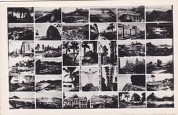 RIO DE JANEIRO. PANORAMAS. MULTI VIEW VUE VISTA. CIRCA 1950s NON CIRCULEE- BLEUP - Rio De Janeiro