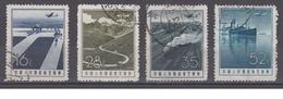 PR CHINA 1957 - Airmail - Airplanes - 1949 - ... Volksrepublik