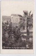 PALMERAS DE NOGALES, SON.MEX. MF. CIRCULEE CIRCA 1930 TO USA - BLEUP - Mexico