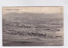 RECUERDO DE CHIHUAHUA. ALMACEN OPTICO, LANDSAPE. CIRCULEE CIRCA 1900 TO USA - BLEUP - Mexico