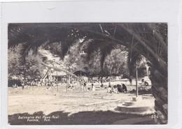 BALNEARIO DEL AGUA AZUL. PUEBLA. CIRCULEE CIRCA 1930 TO USA - BLEUP - Mexico