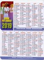 Calendarietto - Giovani Per Il Vamgelo 2019 - Calendari
