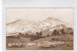 VOLCAN POPOCATEPETL, MEXICO. CIRCA 1940s. NON CIRCULEE - BLEUP - Mexico