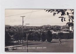 LOMAS DE CHAPULTEPEC, DF. FEMA, MEXICO. CIRCA 1940s. NON CIRCULEE - BLEUP - Mexico