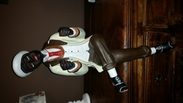 Leuk En Decoratief Beeld Van  Afro-American - Ceramics & Pottery