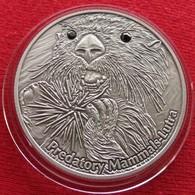 Fiji 10 $ 2012 Lutra Otter Antique Finish - Fidji