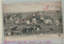 CPA 77  Guerre 14-18  BATAILLE DE LA MARNE ( 6-13 Septembre 1914)  Combat D'ETREPILLY   Oct 2018 205 - Otros Municipios