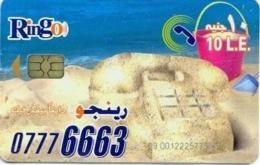 EGY-RINGO : RI35 10LE RINGO Sand Telephone/Crazy Frog(danish Black USED - Egypt