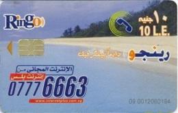 EGY-RINGO : RI48 10LE RINGO Beach Only/Crazy Frog (Danish White) USED - Egypt