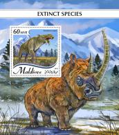 Maldives 2018  Extinct Species  Fauna  S201809 - Maldives (1965-...)