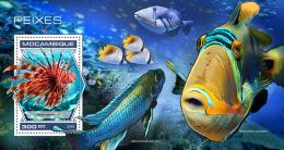 Mozambique 2018  Fishes  S201809 - Mozambique
