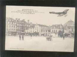 61 Alençon Fêtes D'aviation Du 30 Juin 1912 Concvours Du Pilote GOBE Sur Nieuportédit. Maillaut Avion - Alencon