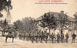 LIT Et MIXE Pendant Les Grèves L'appel Des Gendarmes - France