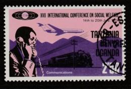 Kenya 1974 The 17th Social Welfare Conference, Nairobi 2.50 Sh Multicoloured SW 248 O Used - Kenya (1963-...)