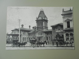 NOUVELLE ZELANDE POST OFFICE INVERCARGILL - Nouvelle-Zélande
