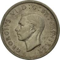 Monnaie, Grande-Bretagne, George VI, 6 Pence, 1950, TTB, Copper-nickel, KM:875 - 1902-1971 : Monnaies Post-Victoriennes