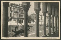 Venezia - Palazzo Vendramin  1929 - Venezia (Venice)