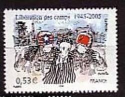 2005-N° 3781** LIBERATION DES CAMPS - Neufs