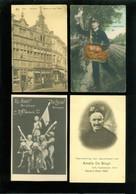 Beau Lot De 60 Cartes Postales De Belgique  Gand      Mooi Lot Van 60 Postkaarten Van België  Gent - 60 Scans - 5 - 99 Cartes