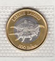 Wallis & Futuna 500 Franc 2011 , Uncirculated , Bimetallic - Wallis And Futuna