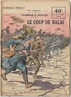 COLLECTION PATRIE - 14/18 - N° 110  Le Coup De Balai - Libros, Revistas, Cómics