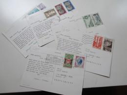 AK / Werbepostkarten 1959 Maggi Fridolin 5 Verschiedene Länder / Karten! Andorra / Gibraltar Usw. - Advertising