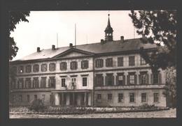 Rossla / Harz - Schloss (jetz Kulturhaus) - Verlag Bild Und Heimat Reichenbach - Stolberg (Harz)