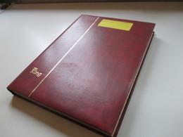DR Gestempelt Lagerbuch Mit Besseren! Nr. 1 - 157 Mit 32 Brustschildmarken!! Hoher Katalogwert Und Sicherlich Fundgrube! - Colecciones (en álbumes)