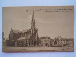 Borgerhout Eglise Notre-Dame Des Neiges Place Carnot Kerk O. L. V. Ter Sneeuw Carnotplein Albert 93 - Antwerpen