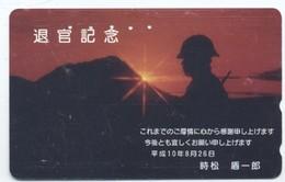 Armée Army Soldat Télécarte Telefonkarten Phonecard (D 361) - Army
