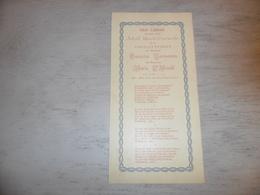 Document ( 390 )  Chanson Zang Lied Huwelijkslied Braet Pauwels Mariage Huwelijk D' Hondt - Vermeren  Blankenberge - Music & Instruments